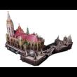 3D puzzle Mátyás templom és Halászbástya (176 db-os)-1