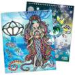 Nebulous Stars Kreatív vázlatfüzet: Marinia