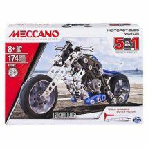 Meccano motorkerékpár