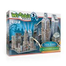Épületek - New York East (3D habszivacs puzzle)