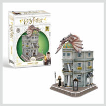 3D puzzle Harry Potter - Gringotts Bank