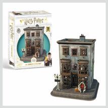3D puzzle Harry Potter - Ollivander pálcaboltja
