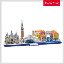 3D puzzle City Line Velence (126 elem)