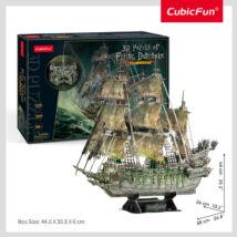 3D puzzle A bolygó hollandi