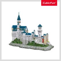 3D puzzle City Trav. Neuschwanstein (121 elem)