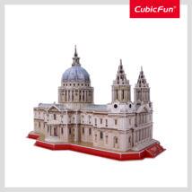3D puzzle City Trav. London St. Paul Katedrális (107 elem)