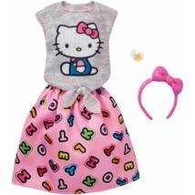 Barbie ruha szett - Hello Kitty (2)