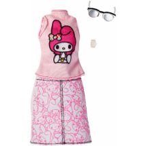 Barbie ruha szett - Hello Kitty (FKR69)
