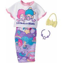 Barbie ruha szett - Hello Kitty (FKR70)