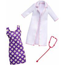 Barbie karrier ruhák (orvos, A)