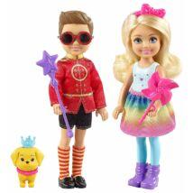 Barbie Dreamtopia - Chelsea és Ottó