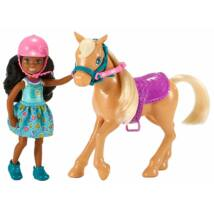 Barbie - Chelsea baba pónival