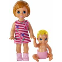 Barbie bébiszitter kistesók (GFL31)