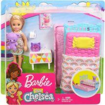 Barbie Club Chelsea  hálószoba szett
