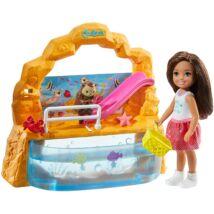 Barbie Club Chelsea akvárium szett