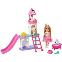 Barbie Princess Adventure - Chelsea hercegnő játékszett (GML73)