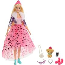 Barbie Princess Adventure - Deluxe hercegnők (GML76)