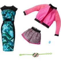 Barbie ruha szettek (2-es csomag, GHX63)