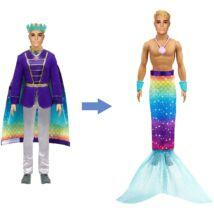Barbie Dreamtopia Átváltozó Sellő (GTF93)
