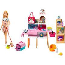 Barbie kisállat bolt