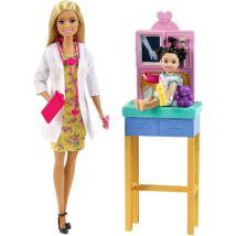 Barbie karrier játékszettek