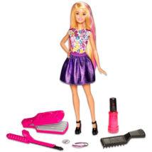 Barbie divatos frizurákkal