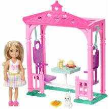 Barbie Chelsea kiegészítő szettek (piknik)