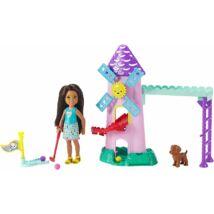 Barbie Chelsea kiegészítő szettek (minigolf)
