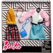 Barbie ruha szettek (2-es csomag) (B)