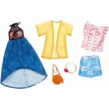 Barbie ruha szettek (2-es csomag) (C)