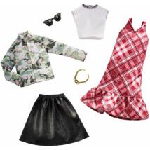 Barbie ruha szettek (2-es csomag) (G)