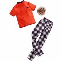 Ken karrier ruhaszettek (pizzaséf)