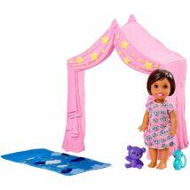 Barbie bébiszitter kiegészítő szettek (FXG97)