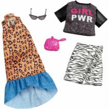 Barbie ruha szettek (2-es csomag, FXJ65)