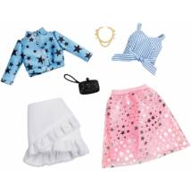 Barbie ruha szettek (2-es csomag, FXJ66)