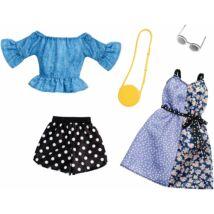 Barbie ruha szettek (2-es csomag, FXJ68)