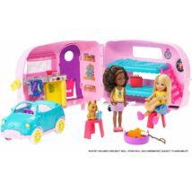 Barbie Chelsea lakóautója