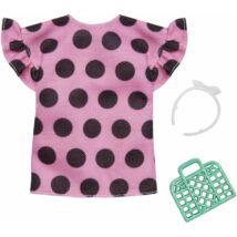 Barbie ruha szett (FXJ13)