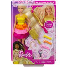Barbie mesés fürtök