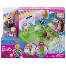 Barbie Dreamhouse Adventures - Chelsea fociszett