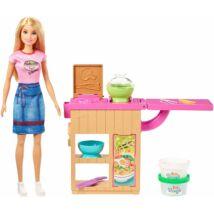 Barbie különleges tésztabár