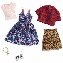 Barbie ruha szettek (2-es csomag, GHX57)