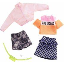 Barbie ruha szettek (2-es csomag, GHX58)