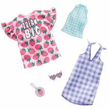 Barbie ruha szettek (2-es csomag, GHX61)