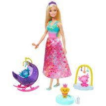 Barbie Dreamtopia bölcsi játékszett (GJK51)