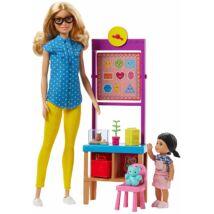 Barbie karrier játékszettek (tanár)