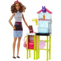 Barbie kisállat kozmetikus