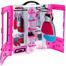 Barbie Fashionista ruhásszekrény