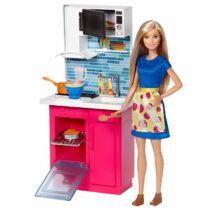 Barbie a konyhában