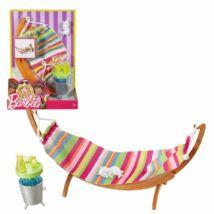 Barbie kerti bútorok kiegészítőkkel